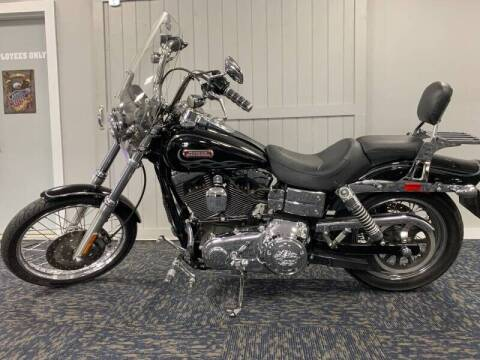 2007 Harley Davidson Dyna Wide Glide for sale at SEMPER FI CYCLE in Tremont IL