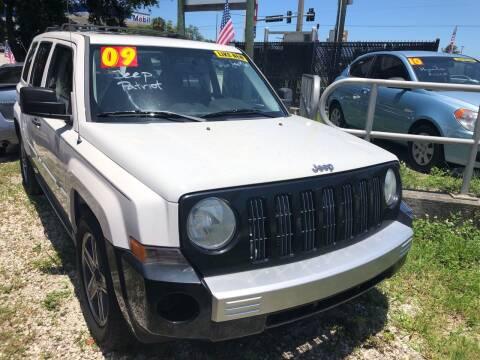 2009 Jeep Patriot for sale at Castagna Auto Sales LLC in Saint Augustine FL