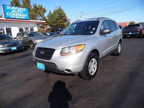2009 Hyundai Santa Fe for sale at Surfside Auto Company in Norfolk VA
