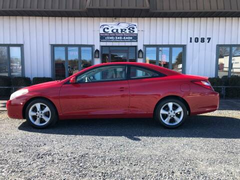 2006 Toyota Camry Solara for sale at Carolina Auto Resale Supercenter in Reidsville NC