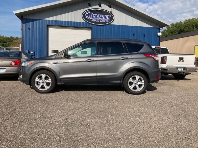 2014 Ford Escape for sale at Maverick Automotive in Arlington MN