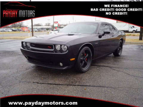 2010 Dodge Challenger for sale at Payday Motors in Wichita And Topeka KS