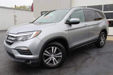2017 Honda Pilot for sale at Platinum Motors LLC in Reynoldsburg OH