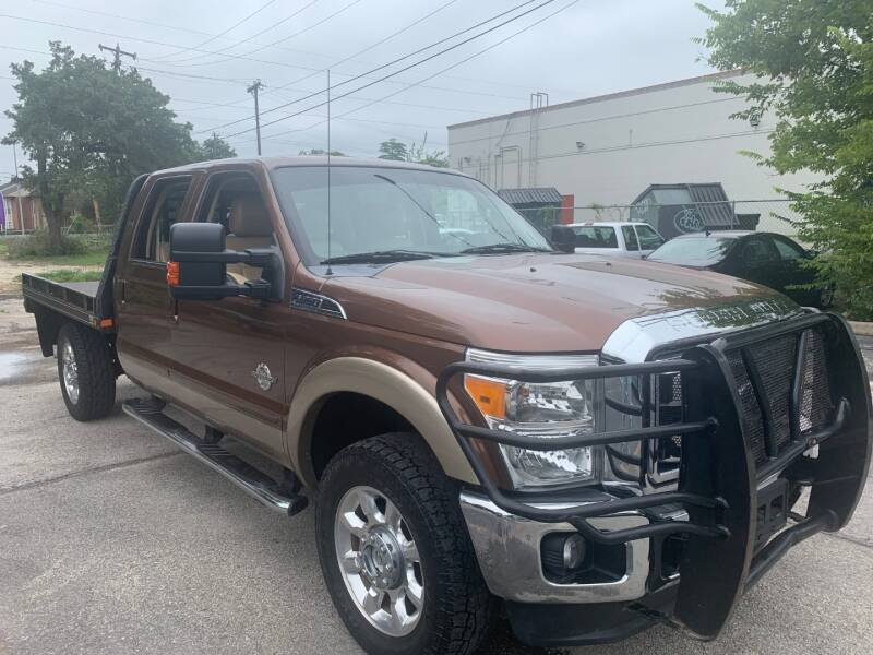 2012 Ford F-350 Super Duty for sale at AWESOME CARS LLC in Austin TX