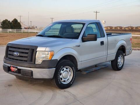 2011 Ford F-150 for sale at Chihuahua Auto Sales in Perryton TX