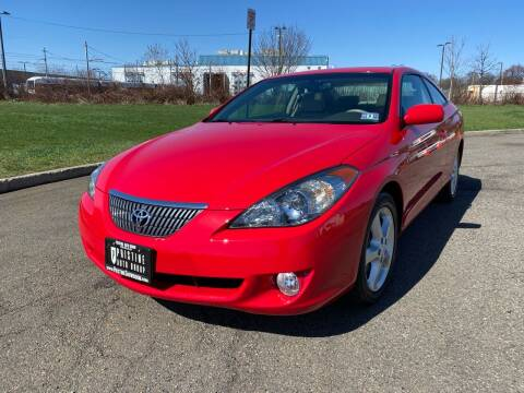 2004 Toyota Camry Solara for sale at Pristine Auto Group in Bloomfield NJ