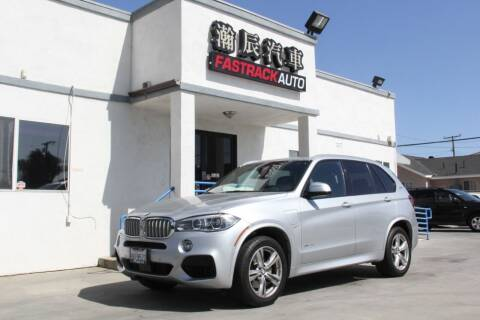 2018 BMW X5 for sale at Fastrack Auto Inc in Rosemead CA