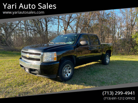 2008 Chevrolet Silverado 1500 for sale at Yari Auto Sales in Houston TX