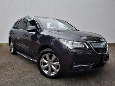 2014 Acura MDX for sale at Planet Cars in Berkeley CA