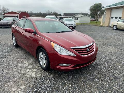 2013 Hyundai Sonata for sale at US5 Auto Sales in Shippensburg PA