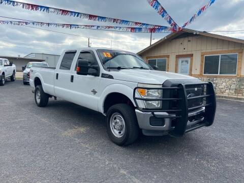 2013 Ford F-350 Super Duty for sale at The Trading Post in San Marcos TX
