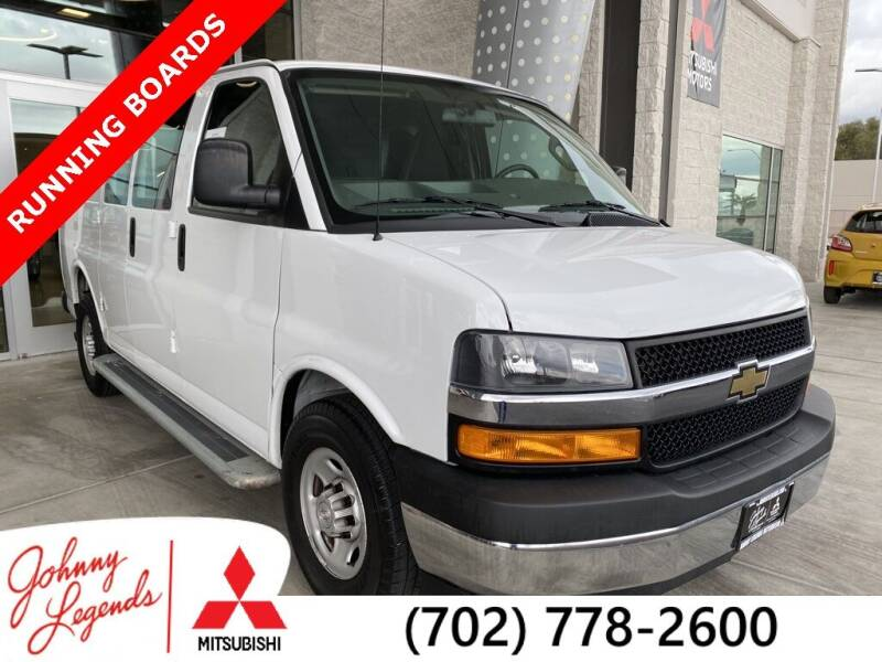 2018 Chevrolet Express Cargo for sale in Las Vegas, NV