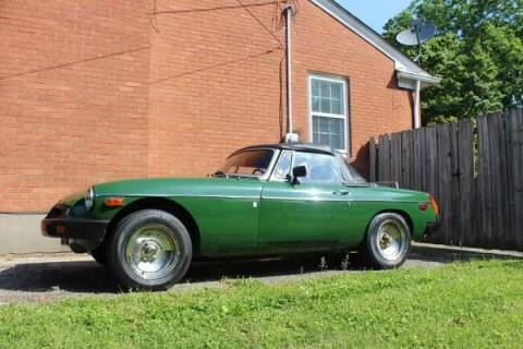 1979 MG MGB for sale at Classic Car Deals in Cadillac MI