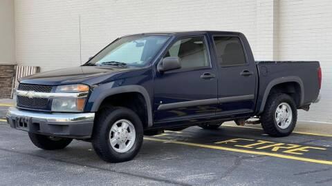 2007 Chevrolet Colorado for sale at Carland Auto Sales INC. in Portsmouth VA