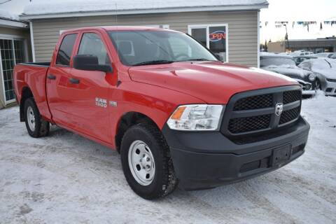 2016 RAM Ram Pickup 1500 for sale at Alaska Best Choice Auto Sales in Anchorage AK