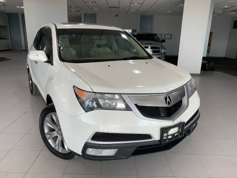 2013 Acura MDX for sale at Auto Mall of Springfield in Springfield IL