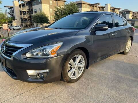 2013 Nissan Altima for sale at Zoom ATX in Austin TX
