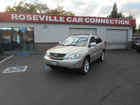 2008 Lexus RX 350 for sale at ROSEVILLE CAR CONNECTION in Roseville CA