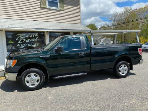 2013 Ford F-150 for sale at Real Deal Auto Sales in Auburn ME