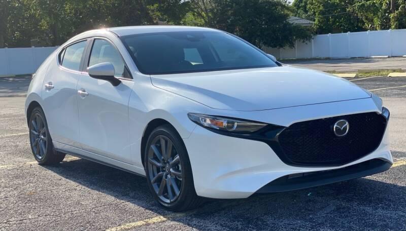 2021 Mazda Mazda3 Hatchback for sale in Miramar, FL