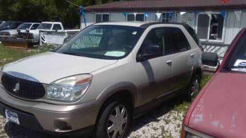 2005 Buick Rendezvous for sale at New Start Motors LLC - Rockville in Rockville IN