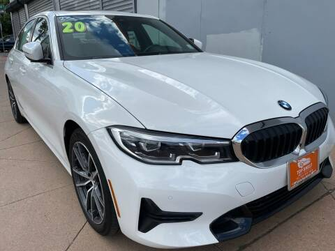 2020 BMW 3 Series for sale at TOP SHELF AUTOMOTIVE in Newark NJ