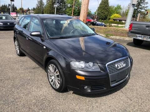 2008 Audi A3 for sale at KARMA AUTO SALES in Federal Way WA
