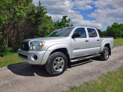 2011 Toyota Tacoma for sale at The Car Shed in Burleson TX