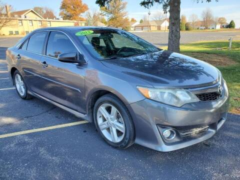 2013 Toyota Camry for sale at Tremont Car Connection in Tremont IL