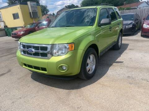 2011 Ford Escape for sale at Honest Abe Auto Sales 2 in Indianapolis IN