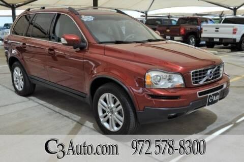 2011 Volvo XC90 for sale at C3Auto.com in Plano TX