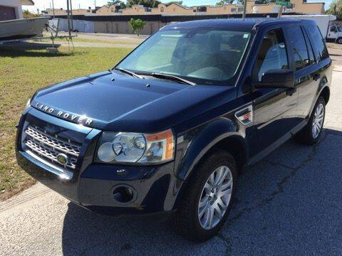 2008 Land Rover LR2 for sale at Low Price Auto Sales LLC in Palm Harbor FL