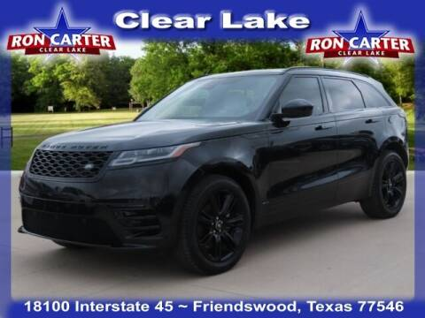 2020 Land Rover Range Rover Velar for sale at Ron Carter  Clear Lake Used Cars in Houston TX