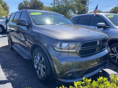 2014 Dodge Durango for sale at Mike Auto Sales in West Palm Beach FL