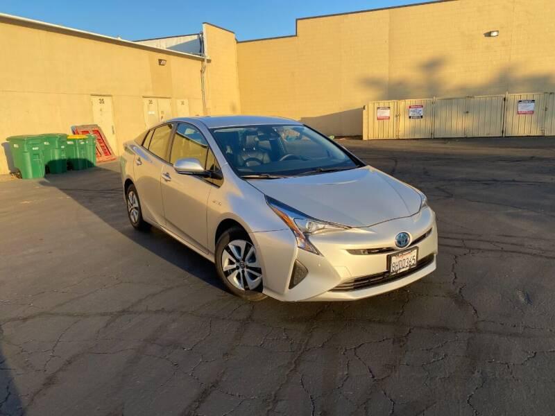 2018 Toyota Prius for sale at TOP QUALITY AUTO in Rancho Cordova CA