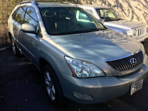2005 Lexus RX 330 for sale at Carzready in San Antonio TX