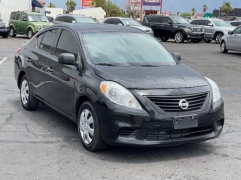 2013 Nissan Versa for sale at Brown & Brown Auto Center in Mesa AZ
