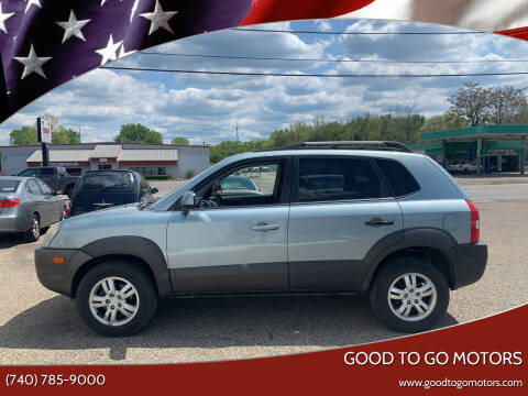 2006 Hyundai Tucson for sale at Good To Go Motors in Lancaster OH