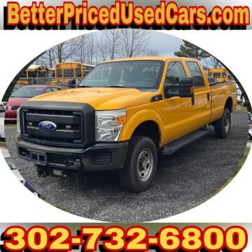 2011 Ford F-350 Super Duty for sale at Better Priced Used Cars in Frankford DE