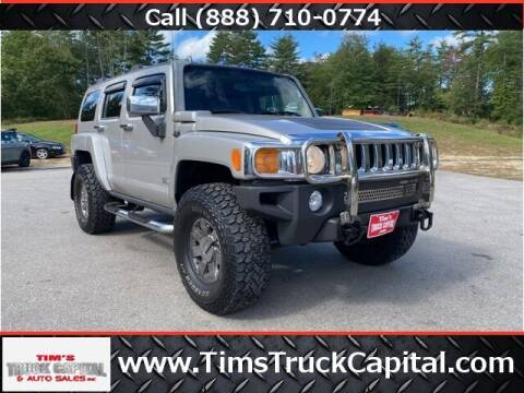 2006 HUMMER H3 for sale at TTC AUTO OUTLET/TIM'S TRUCK CAPITAL & AUTO SALES INC ANNEX in Epsom NH