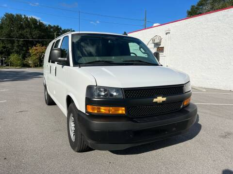 2019 Chevrolet Express Cargo for sale at LUXURY AUTO MALL in Tampa FL