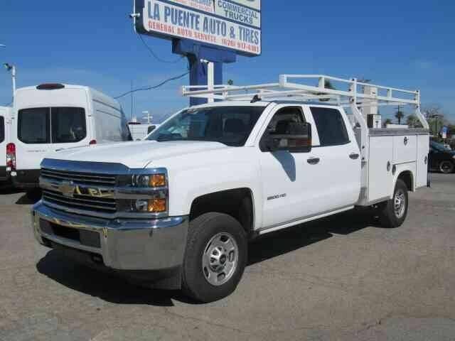 2018 Chevrolet Silverado 2500HD for sale at Atlantis Auto Sales in La Puente CA