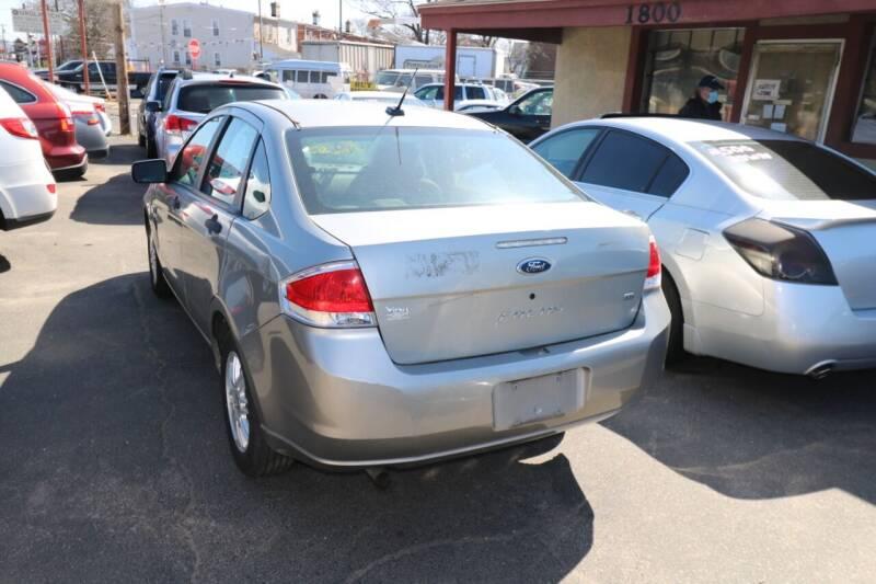 2008 Ford Focus for sale at Urglavitch Auto Sales of NJ in Trenton NJ