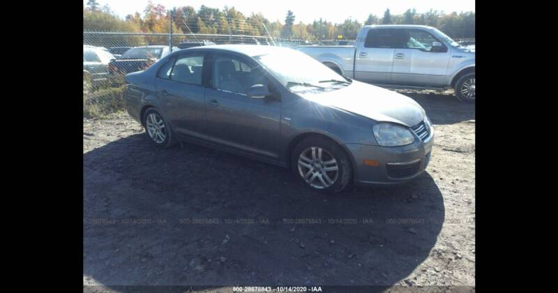 2007 Volkswagen Jetta for sale at Route 28 Auto Sales in Canton MA