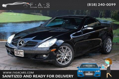 2007 Mercedes-Benz SLK for sale at Best Car Buy in Glendale CA