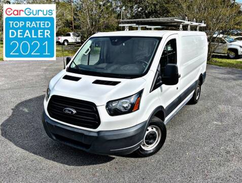 2017 Ford Transit Cargo for sale at Brothers Auto Sales of Conway in Conway SC