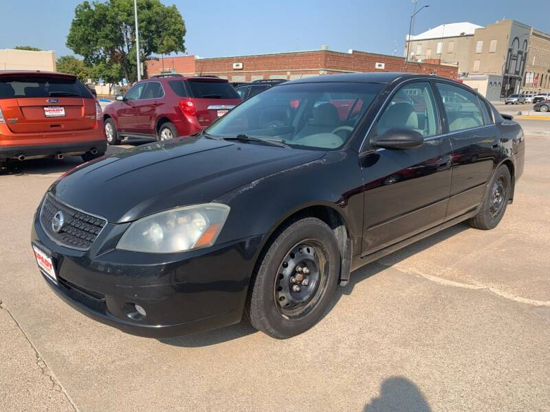 2006 Nissan Altima for sale at Spady Used Cars in Holdrege NE