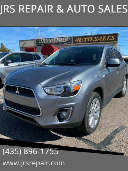 2015 Mitsubishi Outlander Sport for sale at JRS REPAIR & AUTO SALES in Richfield UT
