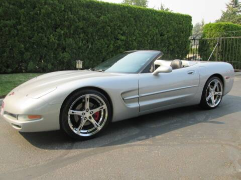 1998 Chevrolet Corvette for sale at Top Notch Motors in Yakima WA