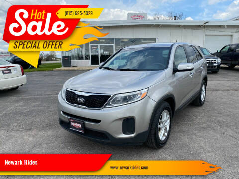2015 Kia Sorento for sale at Newark Rides in Newark IL